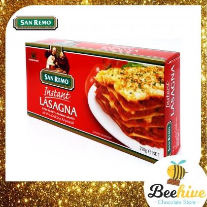 San Remo Instant Lasagna 250g