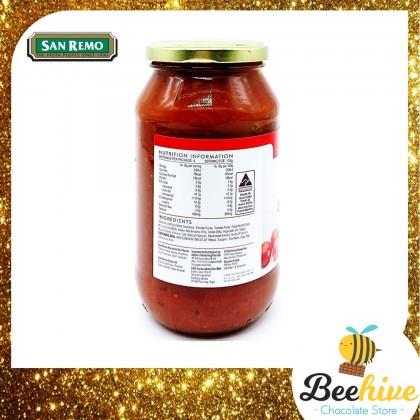 San Remo Pasta Sauce Bolognese & Mushroom 500g