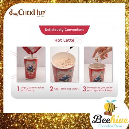 Chek Hup Hokkaido Milk Latte Instant Coffee 28g