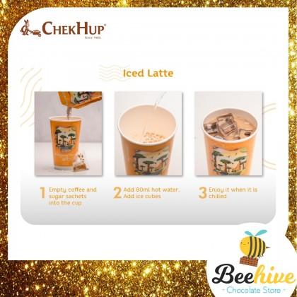 Chek Hup Madagascar Vanilla Latte Instant Coffee 28g