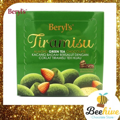 Beryl's Tiramisu Green Tea Chocolate 65g (Expiry: 21 June 2021)