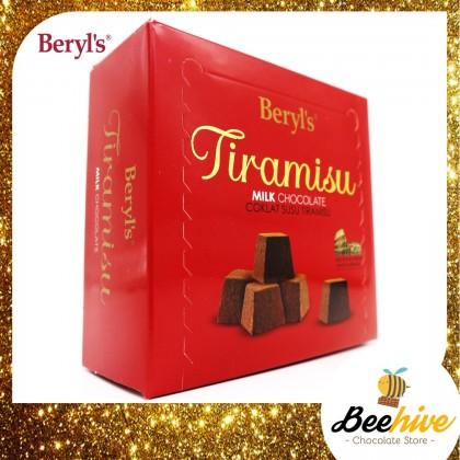 Beryl's Tiramisu Milk Chocolate 65g