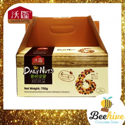 Wolong Daily Nuts A 30-days Box 750g