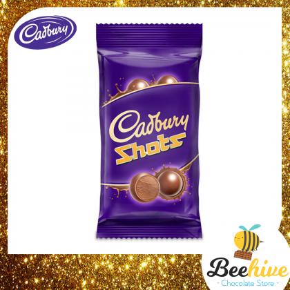 Cadbury Shots Chocolate 18g [1 Pack]