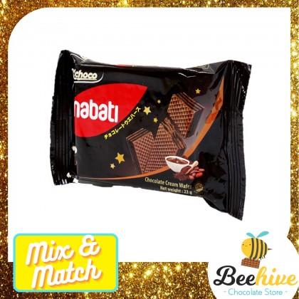 Nabati Chocolate Wafer 23g 1pc Only [Mix & Match]