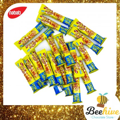 Nabati Cheese Coated Snack 5.5g 1pc Only [Mix & Match]