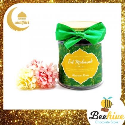 Beehive Chocolate Yusuf Taiyoob Mariami Prima Dates Kurma Raya Gift Set 235g