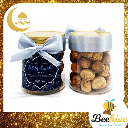 Beehive Chocolate Yusuf Taiyoob Dried Figs Buah Tin Raya Gift Set 235g