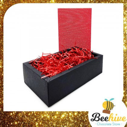Paper Craft Drawer Chocolate Colour Surprise Gift Box [Box Only]