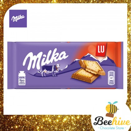 Milka LU Chocolate 87g