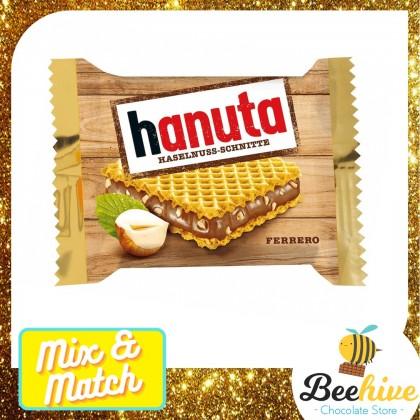 Ferrero Hanuta Minis 28g 1pc Only [Mix & Match]
