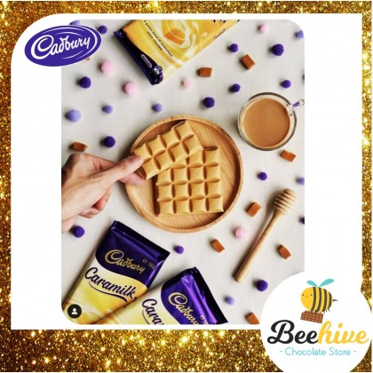 Cadbury Dairy Milk Caramilk Chocolate 180g
