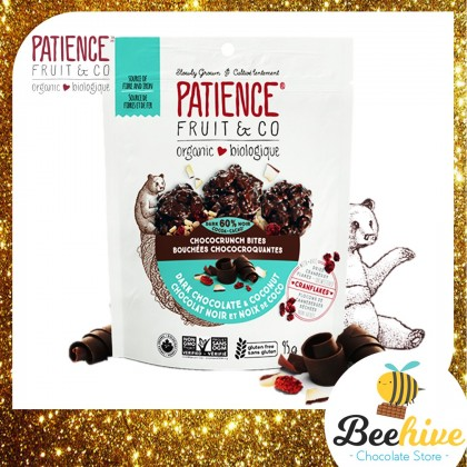Patience Chococrunch Dark & Milk Chocolate Cranflakes Bites 95g