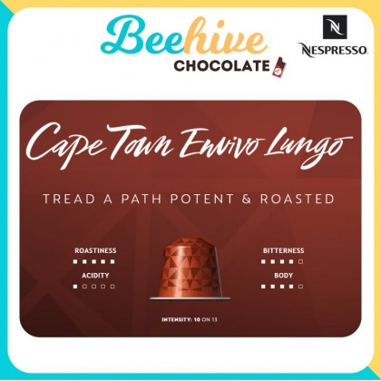 Nespresso Capsule - World Explorations