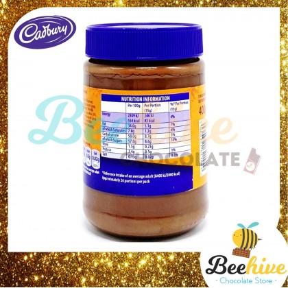 Cadbury Crunchie Spread With Crunchie Bits Chocolate Spread 400g
