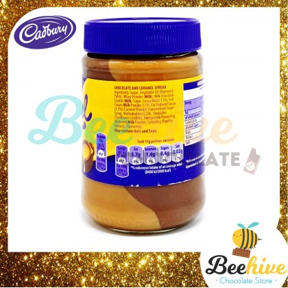 Cadbury Chocolate Caramel Spread 400g