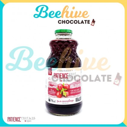 Patience Cranberry Juice 946ml