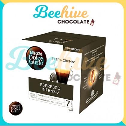 Nescafe Dolce Gusto Espresso Intenso Capsule Coffee 96g