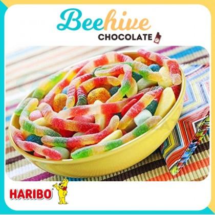 Haribo Worms Zour Sour Gummy 80g
