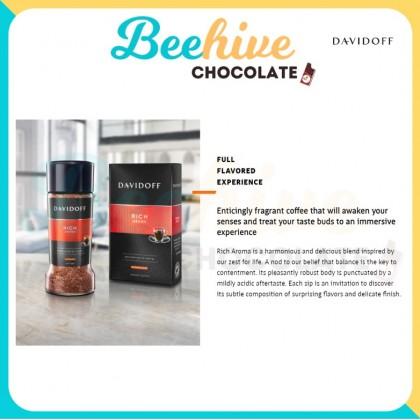 Davidoff Rich Aroma 100% Arabica Instant Coffee 100g