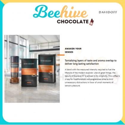 Davidoff Espresso 57 Intense 100% Arabica Instant Coffee 100g