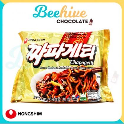 Nongshim Chapaghetti Korean Black Spaghetti 140g
