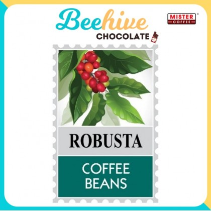 Mister Coffee Robusta Blend Coffee Beans 500g