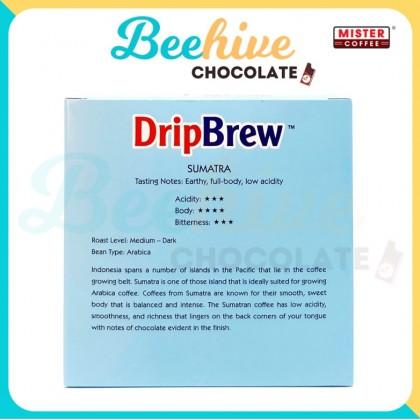 Mister Coffee Drip Brew Sumatra Coffee 5's