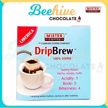 Mister Coffee Drip Brew Liberica Coffee 5's