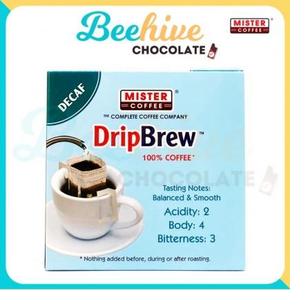 Mister Coffee Drip Brew Decaf Coffee 5's