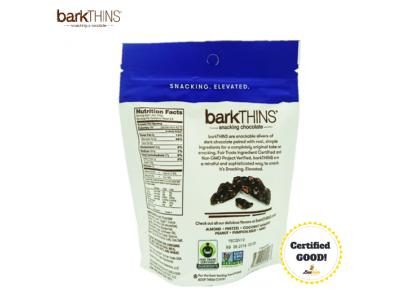 BarkThins Dark Chocolate Blueberry with Quinoa Crunch 133g