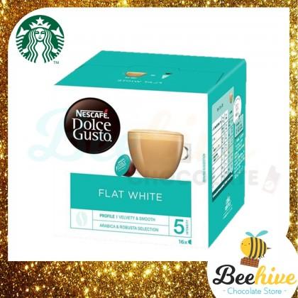 Nescafe Dolce Gusto Flat White 16 Capsules 187.2g