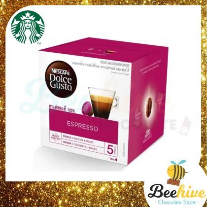 Nescafe Dolce Gusto Espresso 16 Capsules 88g