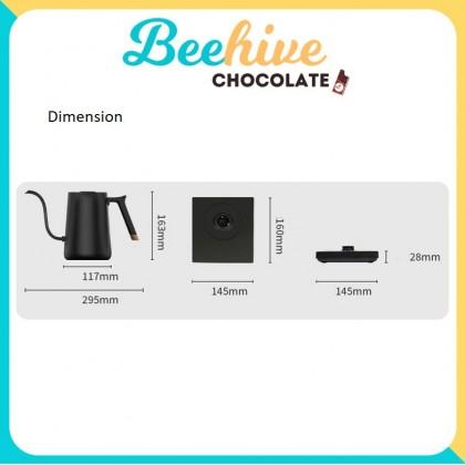 Minimalistic Design TIMEMORE Smart Electric Pour Over Kettle