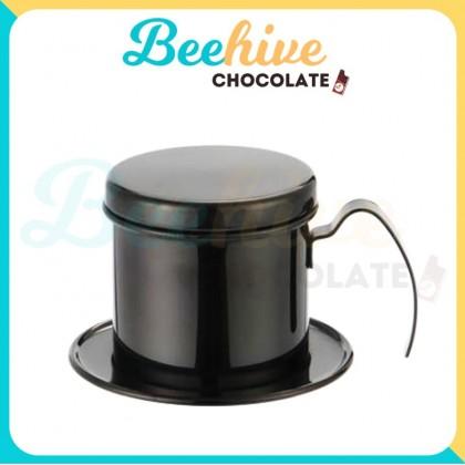 Premium Vietnamese Coffee Filter - Phin [Silver / Black / Rose Gold / Gold]