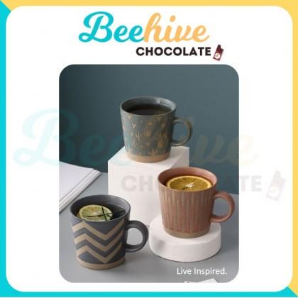 Retro Inspired Minimal Mug