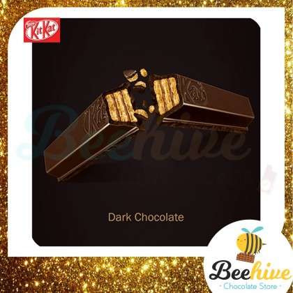 Kit Kat Milk / Dark Chocolate Bar 170g [Australia]