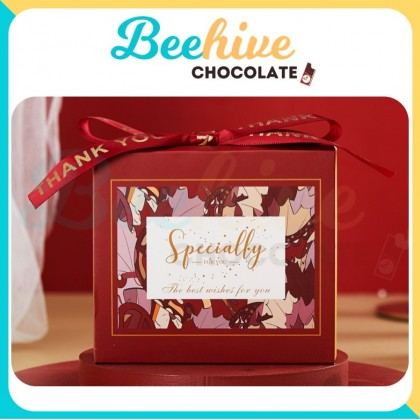 Specially for You Door Gift Box with Ribbon