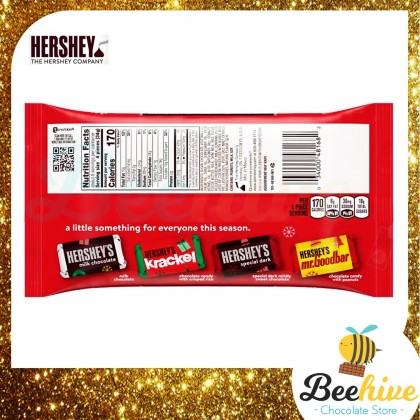 Hersheys Miniatures Chocolate 280g [Mexico]
