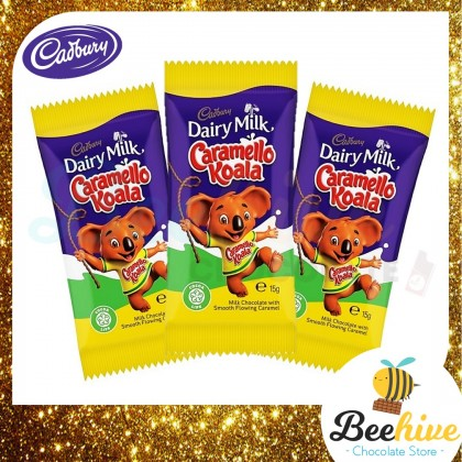 Cadbury Dairy Milk Caramello Koala Chocolate 180g