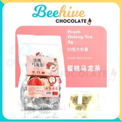 Peach Oolong Tea 蜜桃乌龙茶 4g [1 Teabag]