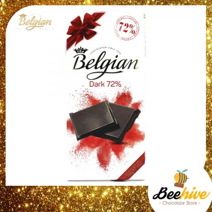 Belgian Dark 72% 100g