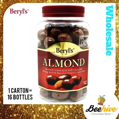 Beryl's Almond Coated with Milk Chocolate 450g