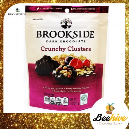 Brookside Crunchy Clusters Berry Medley Flavors 141g