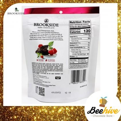 Brookside Goji & Raspberry Dark Chocolate 198g