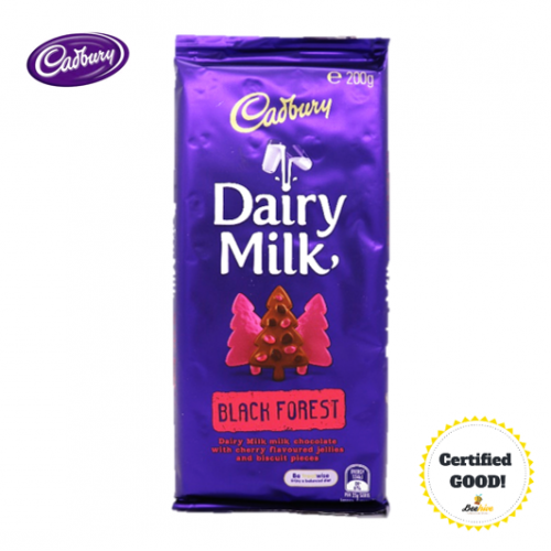 Cadbury Dairy Milk Black Forest 200g