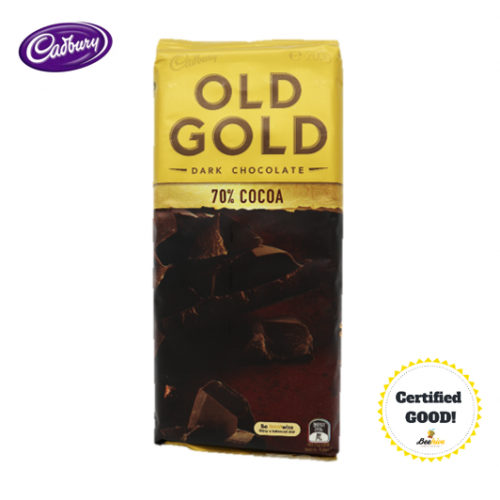 Cadbury Old Gold 70% Cocoa 200g