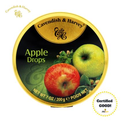 Cavendish & Harvey Apple Drops 200g