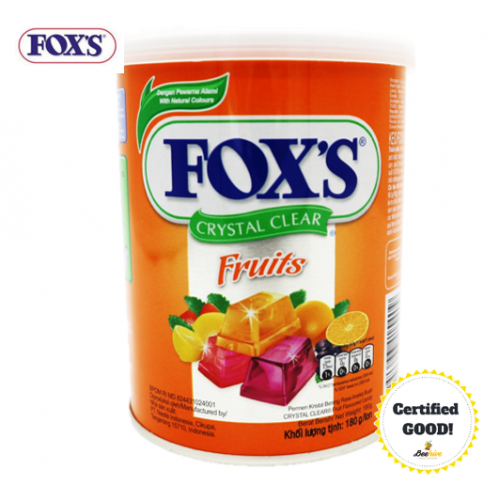 Fox's Fruits 180g