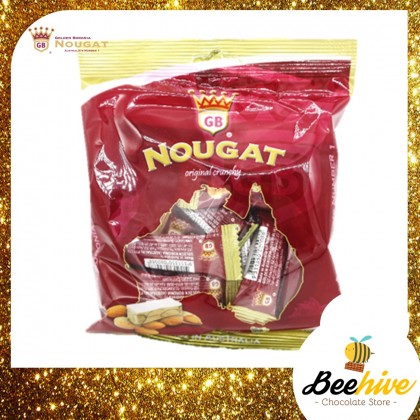 GB Nougat Original Crunchy 100g